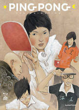 Ping Pong The Animation: Complete Series (2) Blu-rays & (2) DVDS