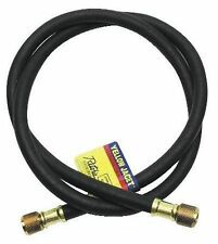 Heavy-Duty Vacuum/Charging Hose with Standard Fittings Yellow Jacket 15060