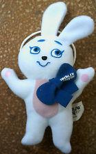 Orig.Maskottchen   Olympische W.Spiele SOTSCHI 2014 - The Snow Hare  !!  SELTEN