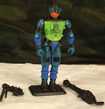 GI JOE online exclusive COBRA BAT leader Over Kill v4 2003 Troop Builder Set