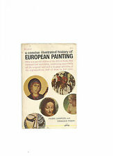 A Concise Illustrated History of European Painting-D'Espezel & Fosca