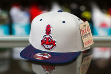 American Needle Cleveland Indians The Big Show Snapback Hat