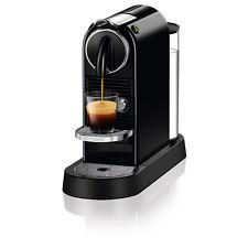 Nespresso CitiZ Espresso Maker (Limousine Black)