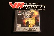 ALONE IN THE DARK THE NEW NIGHTMARE   PS1 PAL ITA NUOVO SIGILLATO NEW SEALED