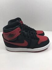 NEW Nike Air Jordan I 1 KO AJKO HIGH OG BRED BLACK VARSITY RED 638471-001 sz 8.5