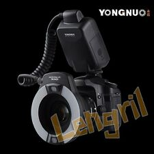 YN-14EX TTL Macro Ring Flash Light with Adapter for Canon 7D 5DIII 70
