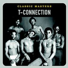 Classic Masters by T-Connection (CD, 2002, Capitol/EMI Records) best of LIKE NEW