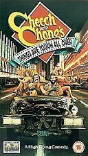 Cheech And Chong's Things Are Tough All Over [VHS], Good VHS, Rip Taylor, Shelby