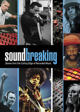 Soundbreaking: Stories From The Cutting Edge Of (2016, DVD New)
