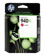 HP 940XL Magenta Ink Cartridge C4908AN Genuine New