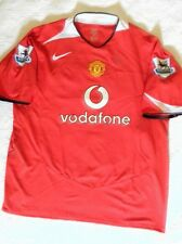 Nike Authentic Manchester United Man U Wayne Rooney jersey 2XL XXL NWOT NEW EPL