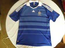 Adidas France French National Soccer Team authentic jersey XXL 2XL World Cup FFF