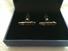 Doctor who 11th doctor sonic screwdriver cufflinks in box