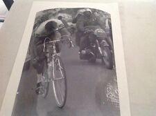 PHOTO ORIGINALE EXCLUSIVE BERNARD THEVENET TOUR DE FRANCE 1971 (24x18)