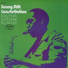 SONNY STITT Constellation COBBLESTONE RECORDS Sealed Vinyl Record LP