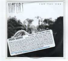 (GP747) Waters, For The One  - 2011 DJ CD