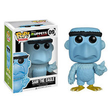 FUNKO POP MUPPETS MOST WANTED SAM THE EAGLE #09 Vinyl Figure MIMB In Stock