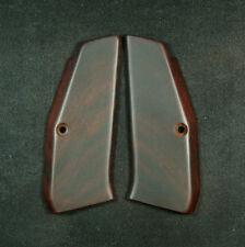 New Rosewood Custom Design Grips Set For  CZ 75-85 FULL SIZE #140