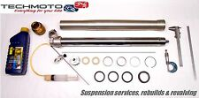 KAWASAKI Z750 S 2005 06 fork seals suspension rebuild service