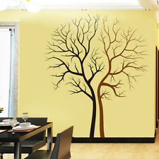 Huge  Removable Couple Tree Living Room Modern Mural Wall Decal Art Sticker
