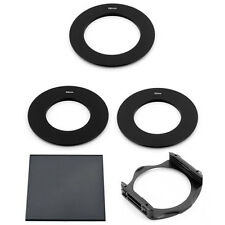 49/52/58 MM ADAPTER RINGS + FULL ND8 FILTER + P-HOLDER FOR COKIN P SERIES System