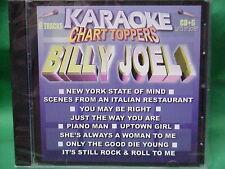 Billy Joel~~Karaoke Chart Toppers~03 ~ Scenes From an Italian Restaurant  ~ CD+G