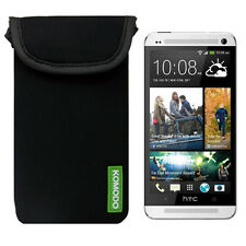 KOMODO NEOPRENE POUCH CASE FOR HTC ONE SOCK POCKET CASE COVER