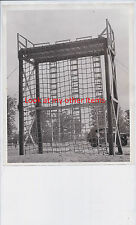 WW2 Photo Camp Robinson German POW afrika korp 66th 92nd Infantry Division p23