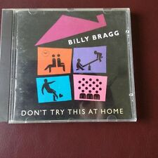 Billy Bragg, Don't Try This At Home CD