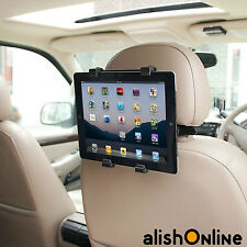 "Universal Car Headrest Seat Holder Mount for iPad 1 2 3 4 Air Mini & 10"" Tablets"