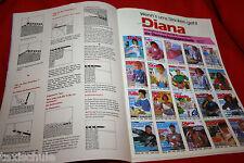 Original 80er Jahre Diana Pullover Creativ Vintage Retro Stricken Anleitung