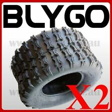 "2X QIND 4PLY 18X9.50- 8"" inch Rear Back Tyre Tire 150cc Quad Dirt Bike ATV Buggy"