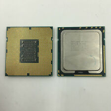 2pcs Intel Xeon X5670 SLBV7 2.93GHz 12MB 6.4GT/s LGA1366 6-Core Matched Pair CPU
