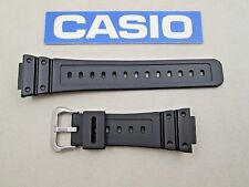Genuine Casio G-Shock DW5000 DW5000SL DW5400C DW5600 G5600 watch band resin