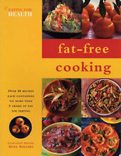 Fat Free Eating for Health  over 50 recipes only 5 gram of fat per serve VGC jiu