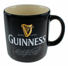 Guinness Irish Contemporary Black Single Mug