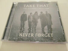 Take That - The Ultimate Collection Never Forget (CD Album) Used Very Good