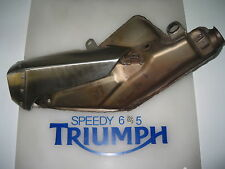 TRIUMPH STREET TRIPLE STANDARD EXHAUST 2013/14 PART NO T2202040