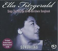 Ella Fitzgerald Songbooks - Sings The George & Ira Gershwin Songbook (3CD) NEW