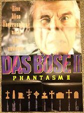 PHANTASM II ORIGINAL THEATRICAL POSTER ANGUS SCRIMM