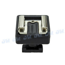 Mini Advanced Hot Shoe to Universal Shoe Adapter for Canon VIXIA HF G10 S30 M52
