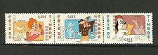 TIMBRES 4146-4148 NEUF XX LUXE DROOPY LE LOUP ET LA GIRL - DESSINS DE TEX AVERY