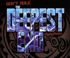 Gov't Mule The Deepest End Live New Orleans 2003 2-CD+DVD NEW SEALED