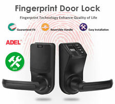 ADEL LS9 Biometric Fingerprint DIY Door Lock Electronic Keyless Password Right
