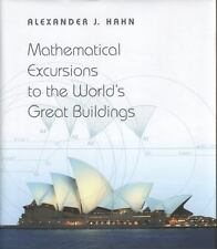 Mathematical Excursions to the World's Great Buildings-ExLibrary