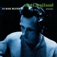 SCOTT WEILAND :  12 Bar Blues -  CD New Sealed