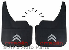 MUDFLAPS FOR CITROEN MODELS UNIVERSAL FIT MUD FLAP SAXO XSARA XANTIA C3 C3 C4 C5