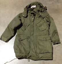 Canadian Military Extreme Cold Parka 3 Piece Full Set Arctic Size 8 Med-Long