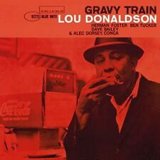 Gravy Train - Lou Donaldson (2007, CD NEUF)