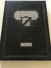 1935 Oak Park & River Forest High School Tabula Yearbook